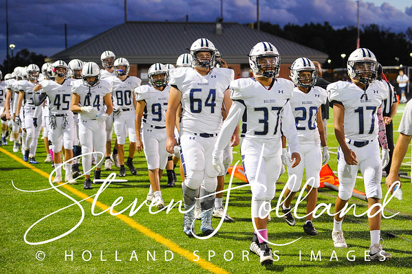 Football JV - Stone Bridge vs Rock Ridge 10.09.2017 (by Steven Holland)