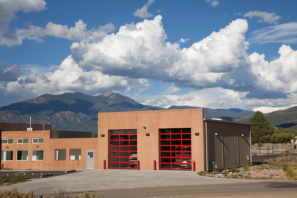 Taos Firestation #2