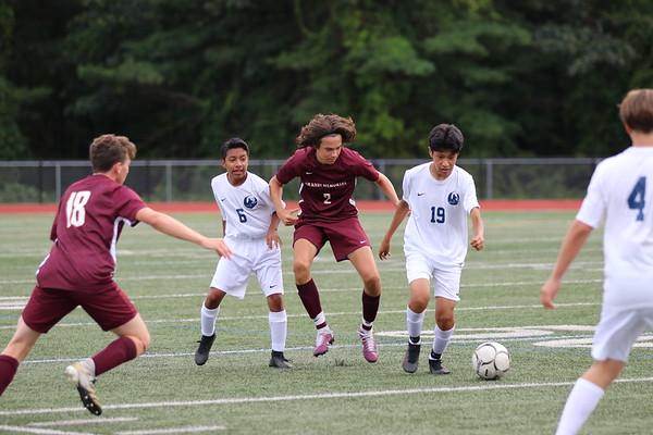 2021_09_14 GMHS Varsity soccer vs HMTCA