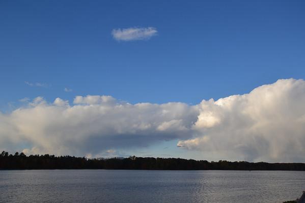 Oradell Reservoir - 10/24/13