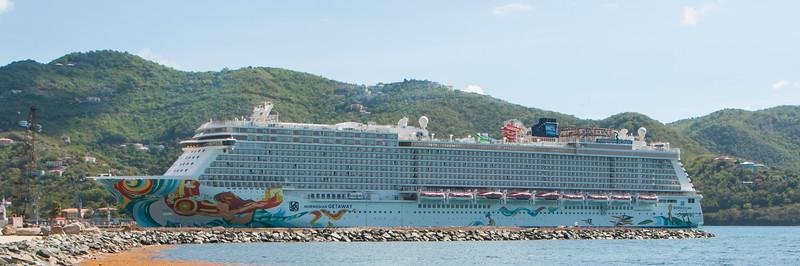 Norwegian Getaway 7 Day Cruise 9/26/15 - 10/3/15