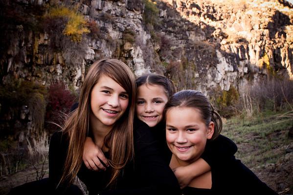 Whitehead Family 16 Oct. 2009
