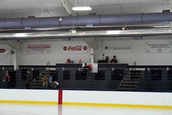 HHS Hockey vs Strongsville @ Strongsville (1-23-2010)
