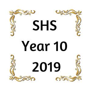 2019 Scone High School Year 10 Formal