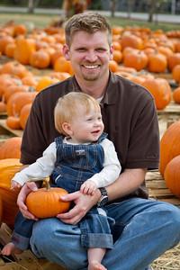 Cole Walton Pumpkin Patch 2011