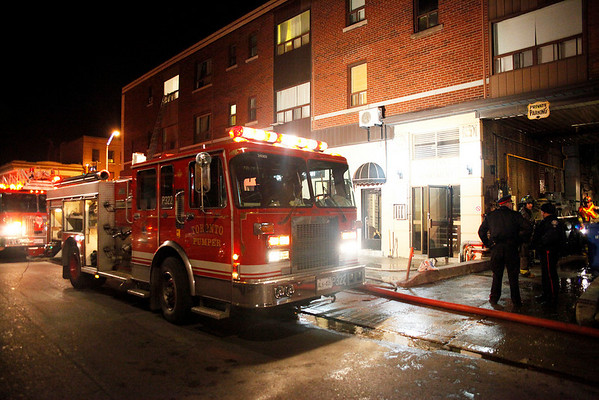 December 20, 2009 - 2nd Alarm - 792 Carlaw Ave.