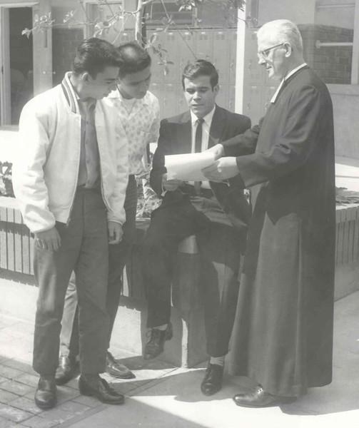 1961, Brother Ligouri Edward