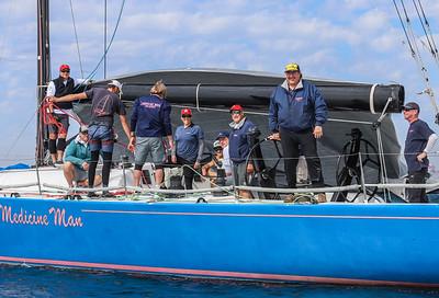 NHYC & SDYC Islands Race
