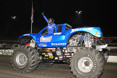 8th Annual Summit UMP Modified Mania Dirt Nationals - 9/22/12