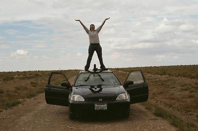 Road trip Across America (Film Shots)