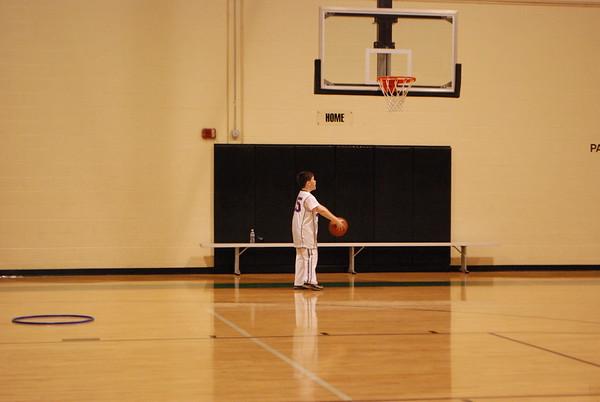 Austin Basketball 12-23-2008