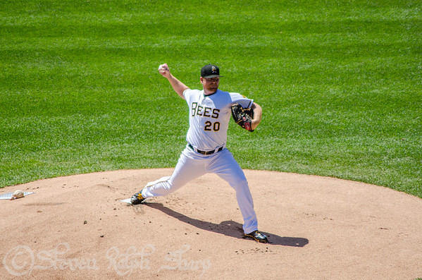 Salt Lake Bees, June 4, 2013