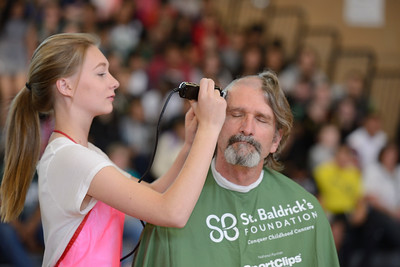 St Baldricks - Kid's Cancer Fundraiser