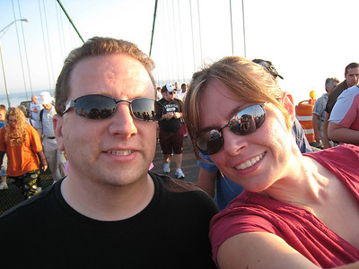 Mackinaw Bridge Walk 2009