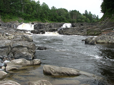 Le Grande Sault (Grand Falls of the Chaudiere)
