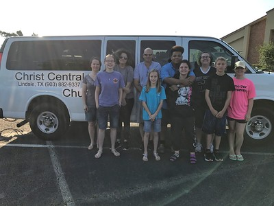 2017 Youth Mission Trip