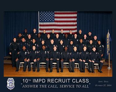 10th impd recruit Class Group