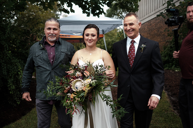 Mady & Clint's Fall Wedding