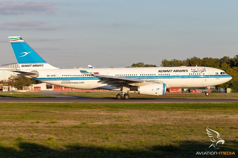 Kuwait Airways | Airbus A330-243 | 9K-APB
