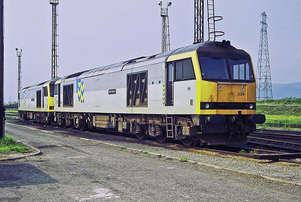 Class 60s - The Tugs