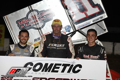 All Star Sprints At Muskingum Co. - 6/16/19 - Michael Fry