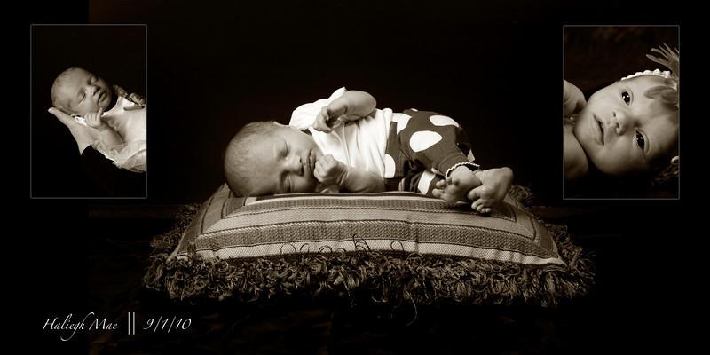 Haliegh Wacker Newborn Photos