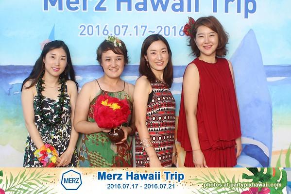 Merz Korea Trip 2016 (Red Carpet)