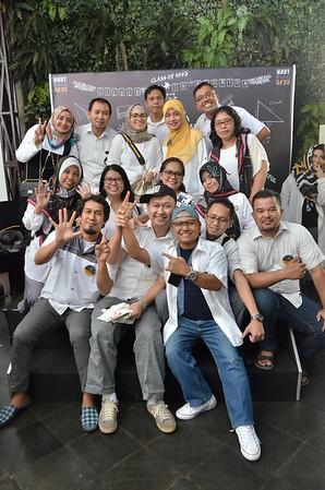 180916 | Silver Reunion Class of 1993 SMAN 54 Jakarta