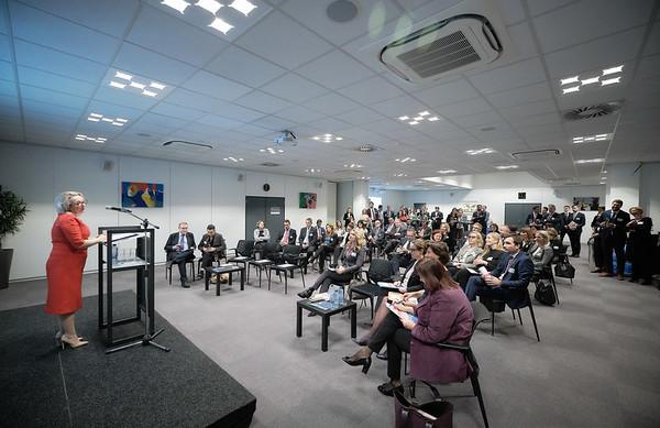 AmCham EU, Brussels December 12 2019