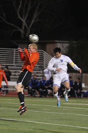 Cal High vs Foothill 2-2-13