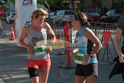 10K & Half Marathon Finish Gallery 1 - 2014 Charlevoix Marathon
