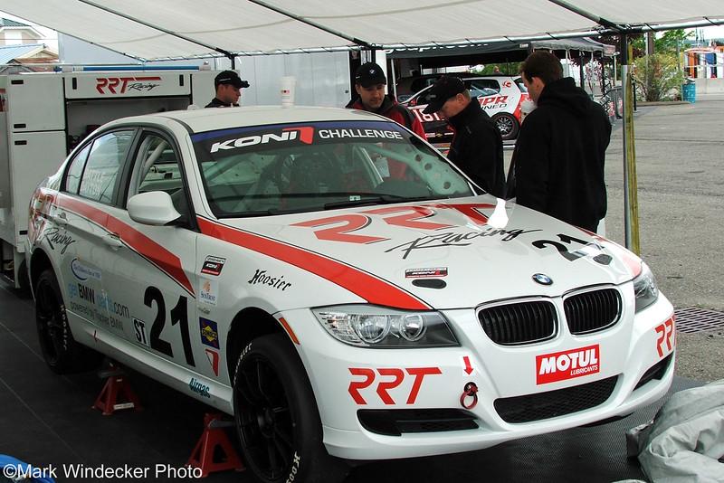 RRT Racing BMW 328i