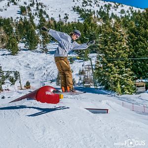 Snowpark Patscherkofel