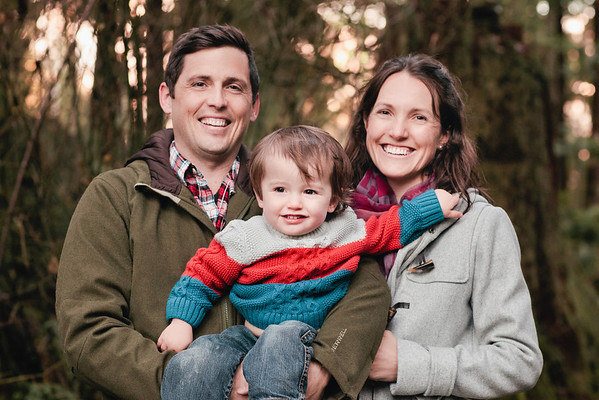 The Fauquier's | Family