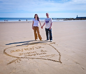 Diane and Stephen Pre Wedding shoot