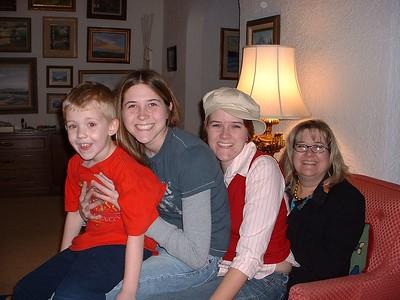 2003 11 Hams Visit Stephen