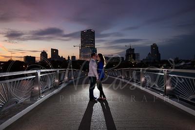 Lauren & Zac {engagement session}