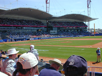 Olympics Baseball (17-18 Sep 2000)