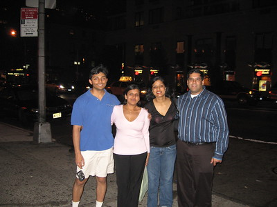 09-2005 New York Getaway