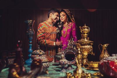 Hina & Shiraz Mehndi