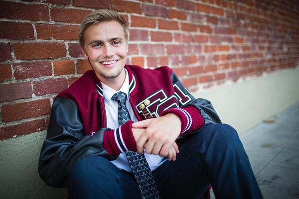 Evan Weldon Senior Portraits