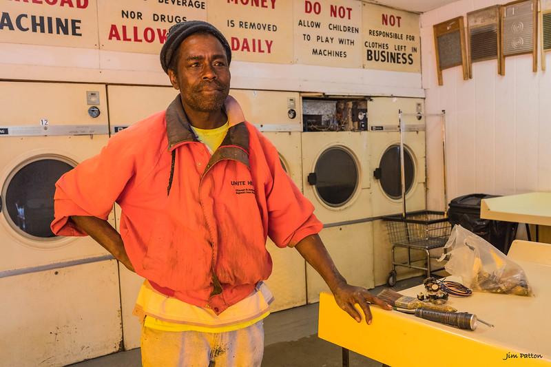 Maytag Repairman