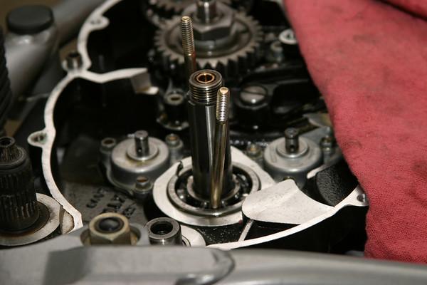 LC4 Transmission bearing upgrade