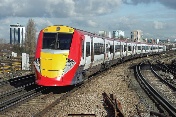 13th February 2009: Wandsworth and Clapham
