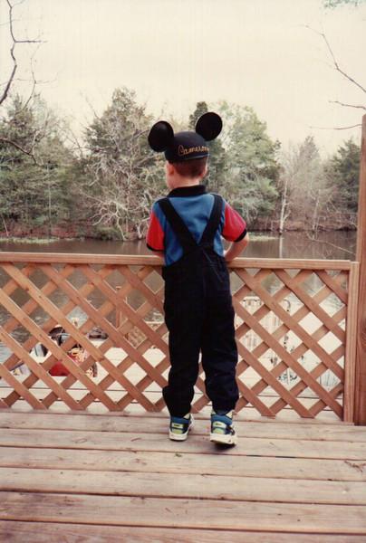 DisneyWorld 1993