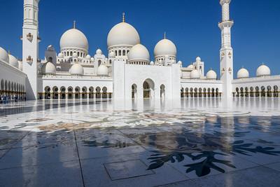 Abu Dhabi to Rome Cruise