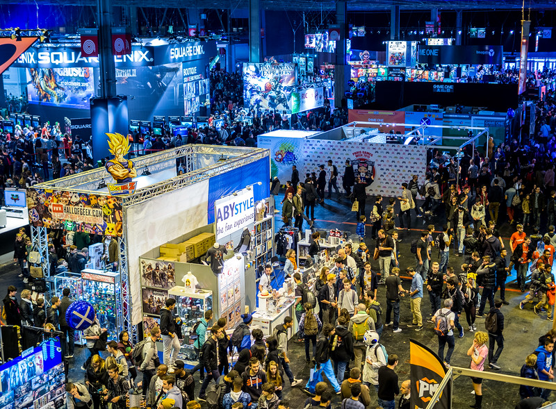Paris Game Week 2015