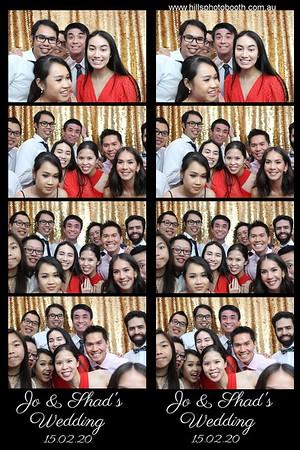 Jo & Shad's Wedding