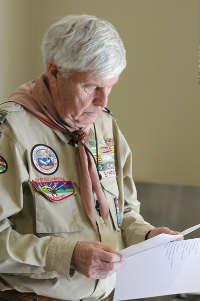 Ryan Blanchard - Eagle Scout