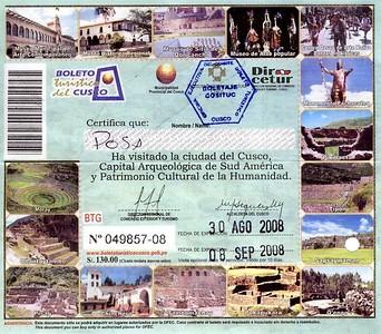 2008F Peru